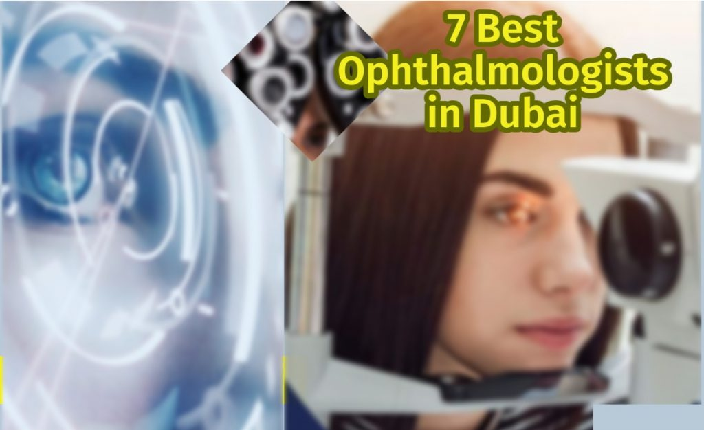 Best Ophthalmologists in Dubai
