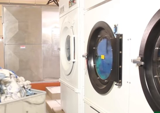 laundry services in Dubai Marina