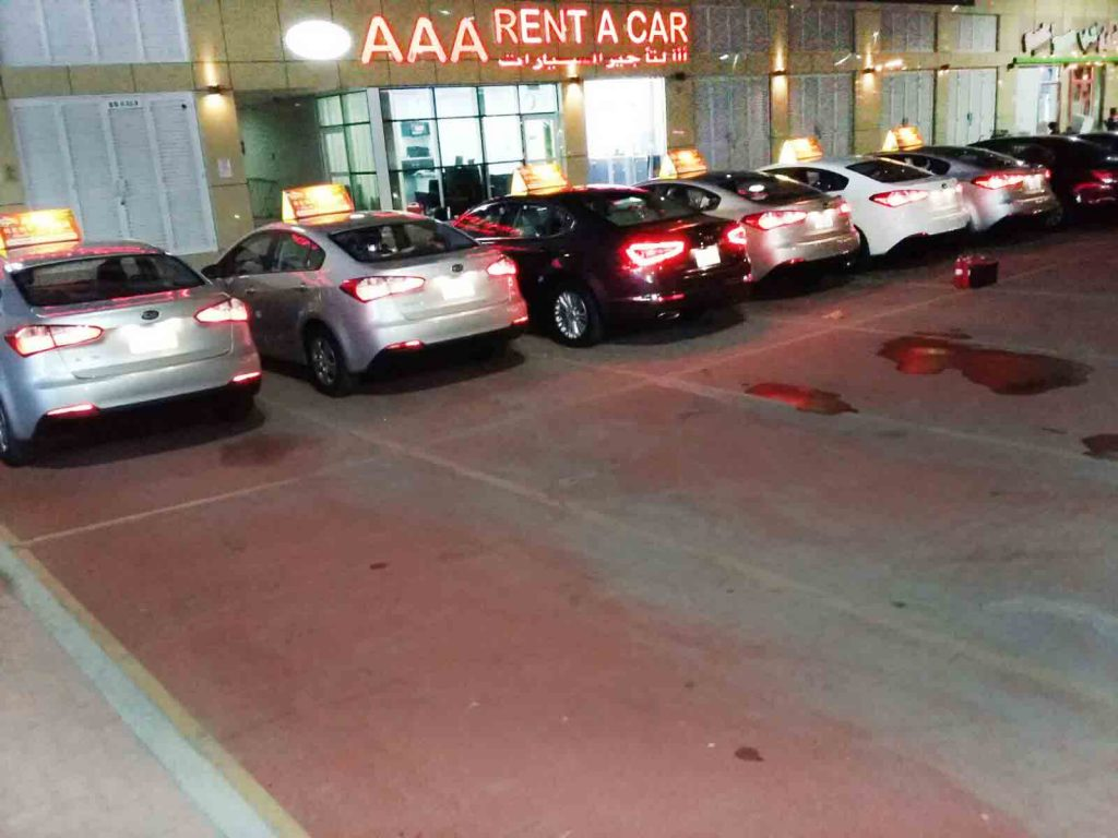AAA Rent A Car Dubai